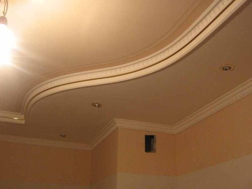 Подвесной потолок: из чего состоит, и нужен ли он?